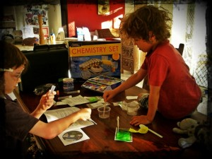 homeschool science kits and games