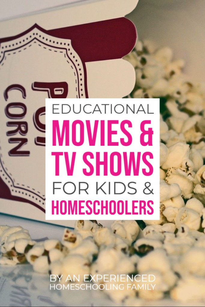 Educational Movies and TV Shows for Kids and Homeschoolers