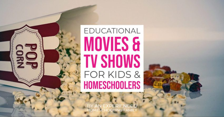 Educational Movies and TV Shows for Kids and Homeschoolers Homeschool
