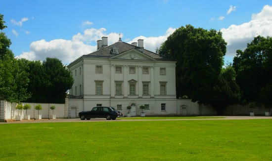 Marble Hill House Homeschooling London