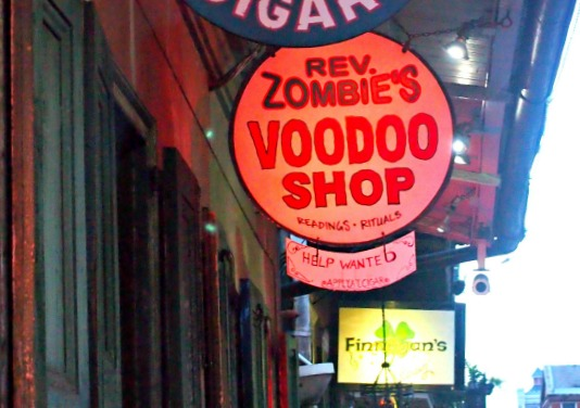 New Orleans Voodoo Shop Learning about voodoo in new orleans