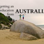 Worldschooling. Getting an education from Australia