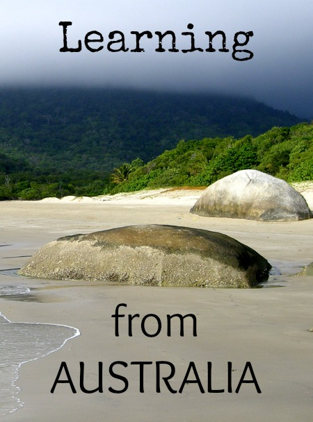 Learning from Australia