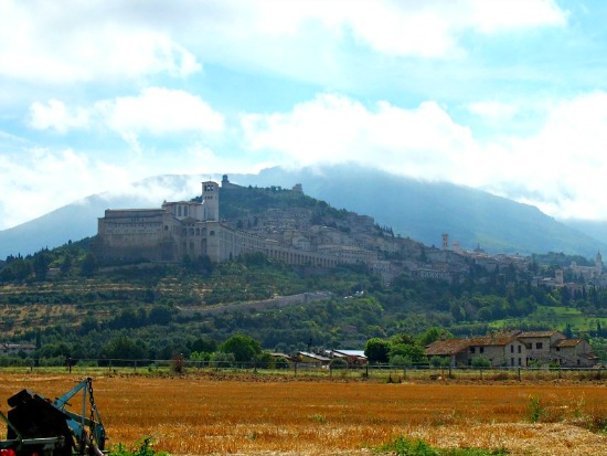 Medieval Italy Assisi educational vacation