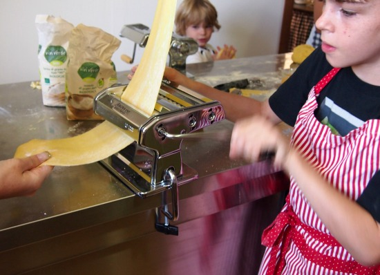 making pasta for kids 550