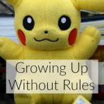 Growing Up With No Rules