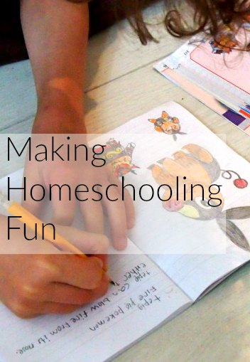 Make Homeschooling Fun Pokemon