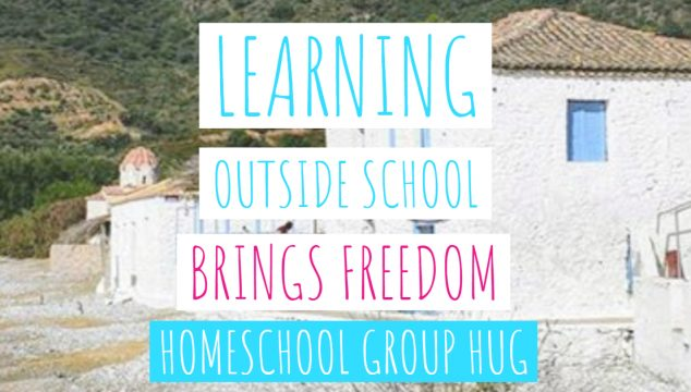 Learning Outside School Brings Freedom Facebook