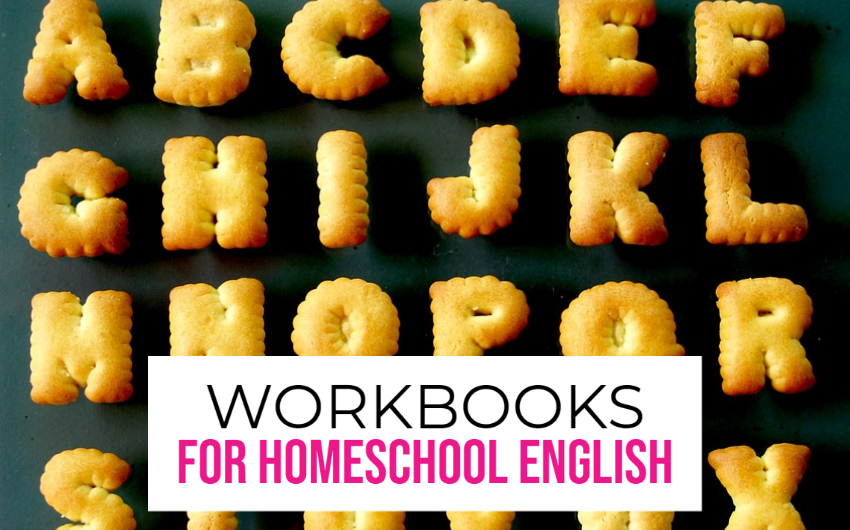 alphabet spelling english homeschooling workbooks