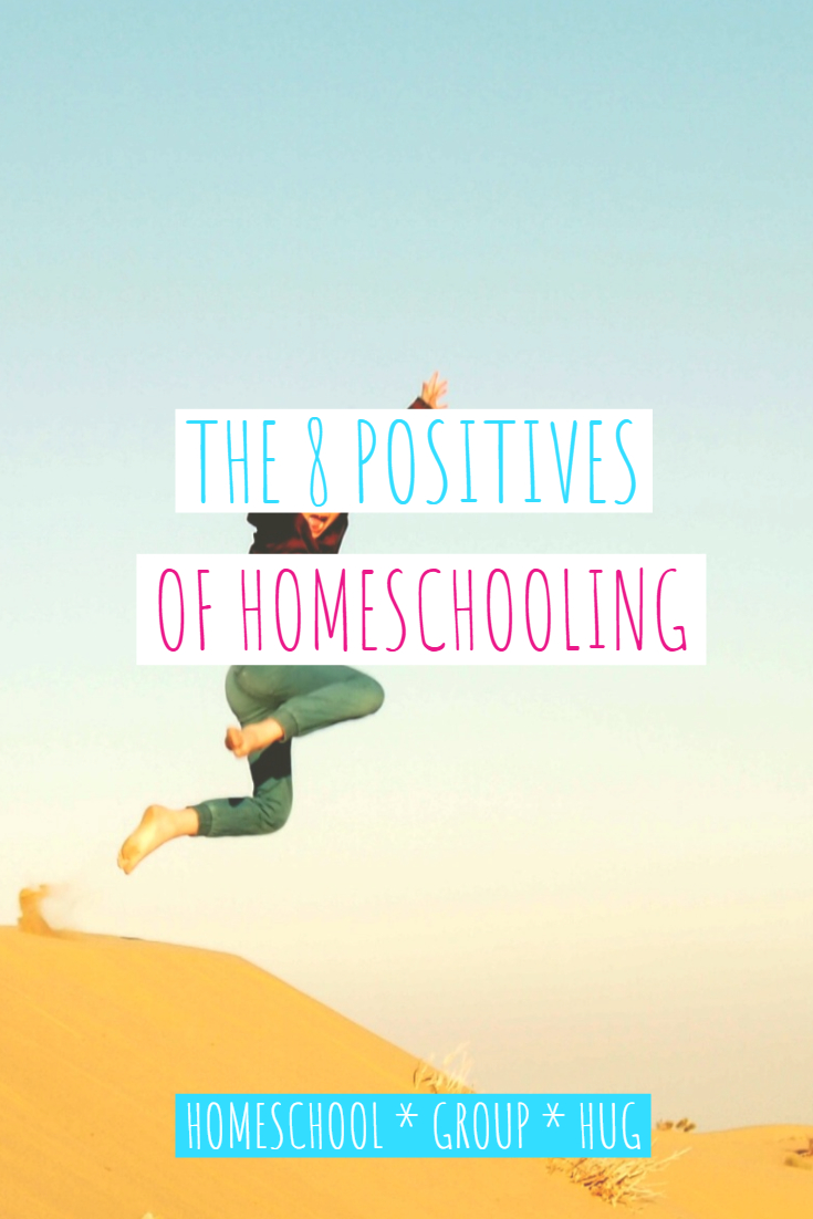 positives of homeschooling