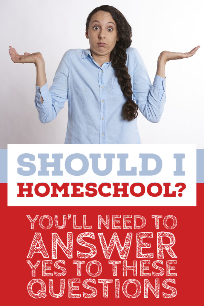 Questioning mother. Should I homeschool?