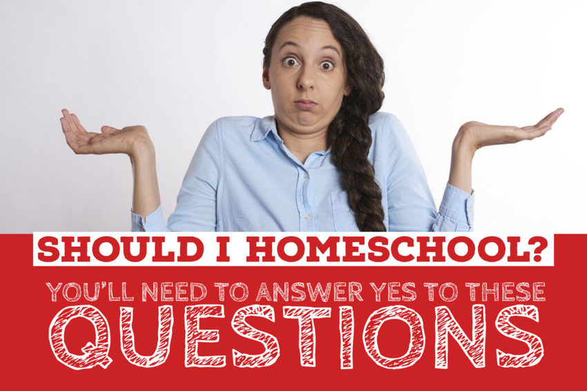 Parent wondering if she should homeschool