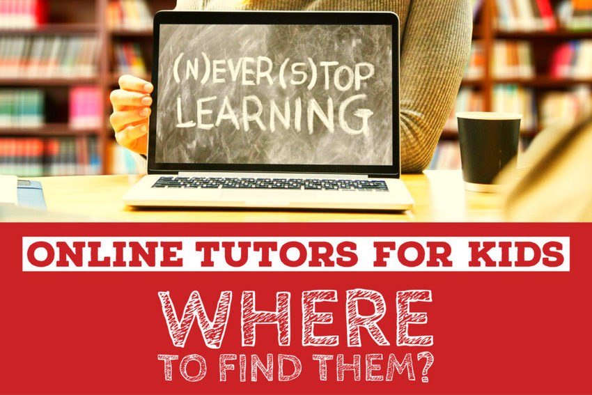 online tutors for homeschooling kids