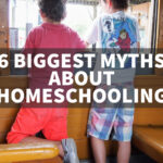 6 biggest myths about homeschooling
